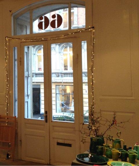 designskolen københavn julemarked